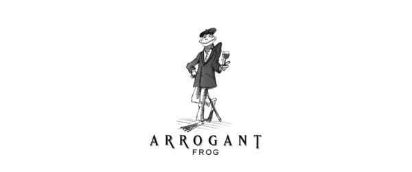 Logo Arrogant Frog