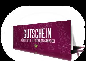 Weinstrecke Gutschein